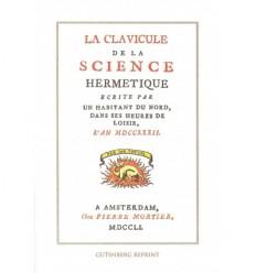 La clavicule de la science hermétique
