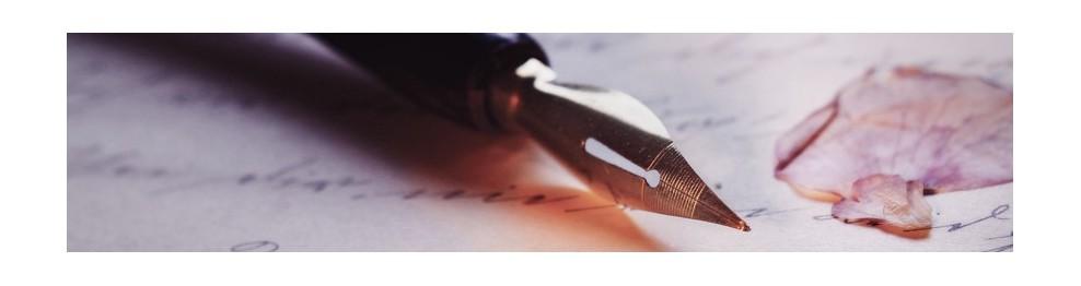 Le plaisir d'écrire